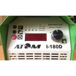 Сварочный инвертор Атом I-180D