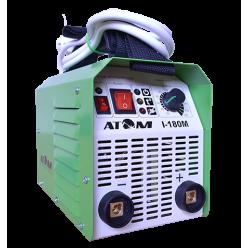 Сварочный инвертор Атом I-180M без кабелей