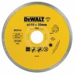 Диск алмазный DeWALT DT3714 для плиткорезов DWC410.