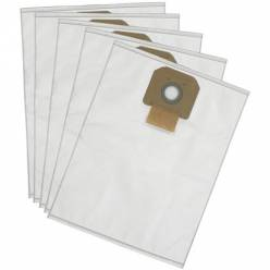 Мешки DeWALT для сбора пыли, текстильные, для пылесосов DWV900L , 902l , 902m , 5шт.
