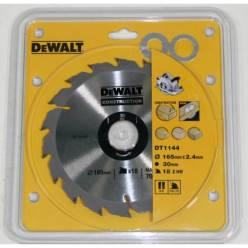 Диск пильний DeWALT DT1144