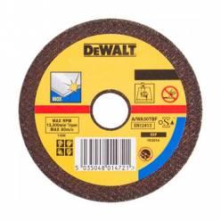 Круг отрезной DeWALT DT43340, 125х1.0х22.2мм
