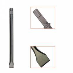 Зубило  DeWALT 19мм шестиграник, лопаточное, 60х300мм