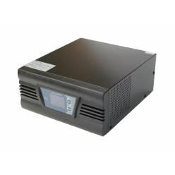Источник бесперебойного питания Luxeon UPS-1000ZD с правильной синусоидой