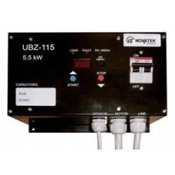 Универсальный блок защиты однофазных электродвигателей УБЗ-115