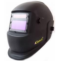 Сварочная маска-хамелеон OPTECH S777С (с увеличительной линзой)