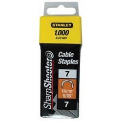 "Скобы для степлера  ""CABLE"",тип ""7"", 12мм, 1-CT108T"