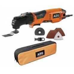 Многофункциональный инструмент (реноватор) AEG OMNI300KIT1