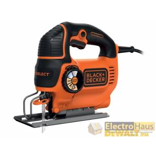 Электролобзик Black & Decker KS801SE