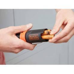 Отвертка аккумуляторная Black+Decker BCF601C