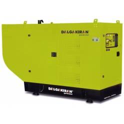 Дизельный генератор Dalgakiran DJ 205 VP Volvo Penta
