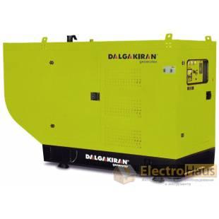 Дизельный генератор Dalgakiran DJ 226 VP Volvo Penta