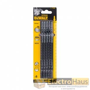 Полотно пильне DeWALT DT2167 для электролобзиков