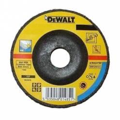 Шлифкруг по металлу вогнутый INOX, 180х22,2х4,0мм, DeWALT DT3469-QZ