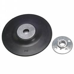 Тарелка шлифовальная DeWALT, для угловой шлифмашины, d=125 мм.