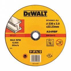 Круг отрезной DeWALT по металлу, 230х3.0х22.2мм