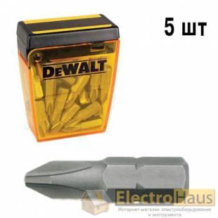 "Бита DeWALT ""EXTREME IMPACT®"", Ph3,  L=25 мм, 5 шт."