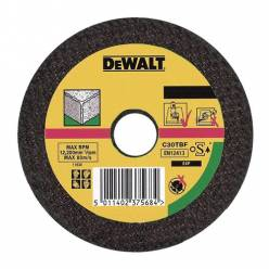 Круг отрезной DeWALT по камню, 115x2.5x22.2мм.