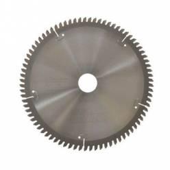 Диск пильний DeWALT, 216х30мм, 80 зубов, угол заточки - 5 градусов, геометрия зуба TFZ.