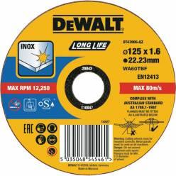 Круг отрезной по металлу DeWALT DT43906