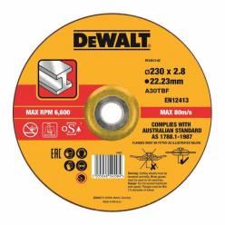 Круг отрезной по металлу DeWALT DT43913 (230 мм)