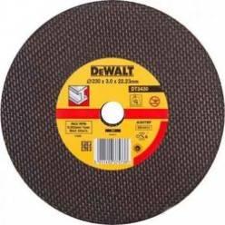 Круг отрезной DeWALT DT3430-QZ по металлу