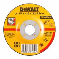 Круг шлифовочный DeWALT DT3458-QZ по металлу