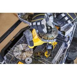 Штроборез аккумуляторный бесщёточный DeWALT DCG200NT