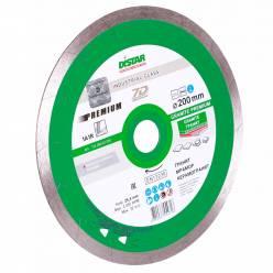 Алмазный диск DISTAR 1A1R Granite Premium 180x1,5x8,5x25,4