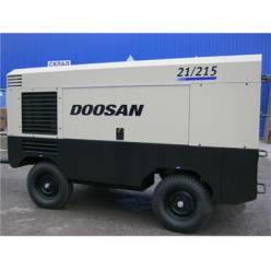 Дизельный винтовой компрессор DOOSAN 21/215