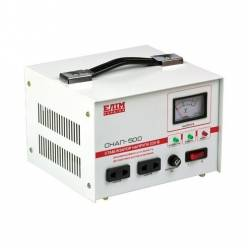 Стабилизатор напряжения СНАП-500, однофазный, переносной