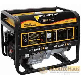 Бензиновый генератор FORTE FG3500 (Форте)