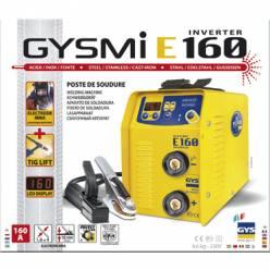 Сварочный инвертор GYS Gysmi E160 с кейсом (Франция)