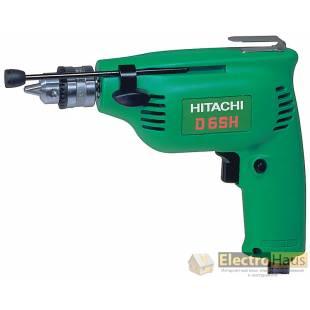 Безударная дрель - Hitachi D6SH