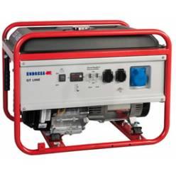 Бензиновый генератор Endress ESE 406 RS-GT с двигателем Subaru EX 27