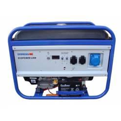 Бензиновый генератор Endress ESE 6000 BS ES с набором колёс