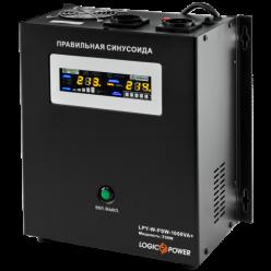 ИБП с правильной синусоидой LOGIC POWER LPY- W - PSW-1500VA+ (1050Вт) 10A/15A 24В