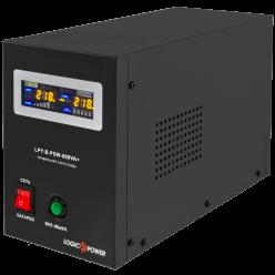 ИБП с правильной синусоидой LogicPower LPY-B-PSW-800VA+ (560W) 5A/15A 12V