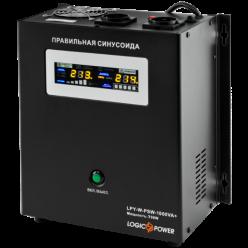 ИБП с правильной синусоидой LogicPower LPY-W-PSW-1000VA+ (700W) 10A/20A 12V