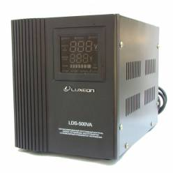 Стабилизатор напряжения сервоприводный LUXEON LDS-500VA