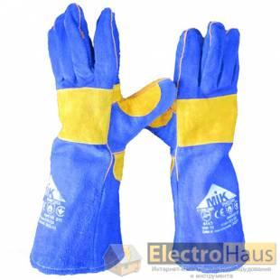 Перчатки (краги) Mik EW 009