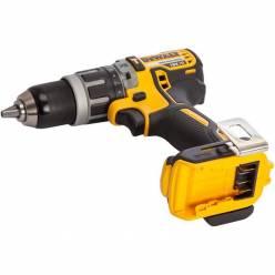 Набор электроинструментов DeWALT DCK2080P2T (DCD796 + DCG405)