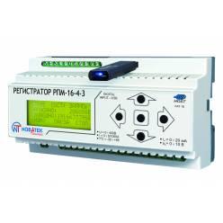 Регистратор электрических процессов Новатек-Электро РПМ-16-4-3