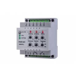 Реле напряжения и контроля фаз РНПП-301 Новатек-Электро