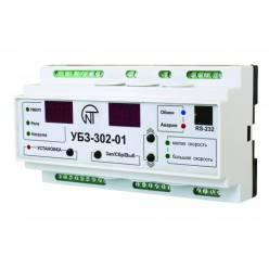 Универсальный блок защиты асинхронных электродвигателей УБЗ-302-