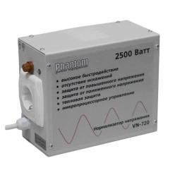 """Стабилизатор напряжения Phantom VN-720, 2,5 кВт """"Стандарт"""""""