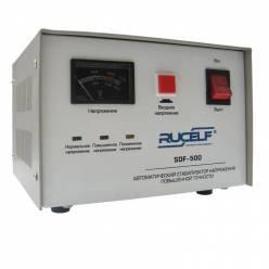 Стабилизатор напряжения повышенной точности RUCELF SDF-500