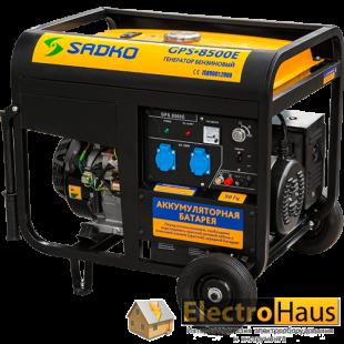 Бензиновый генератор SADKO GPS-8500E