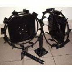 Колеса с грунтозацепами для мотоблока (400мм) Sadko М-800