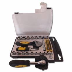 Набор ручных инструментов Сталь АТ-4514 (45 шт)